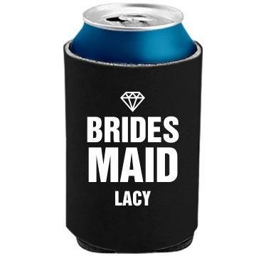 Glowing Bridesmaid