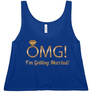 Gold OMG Married