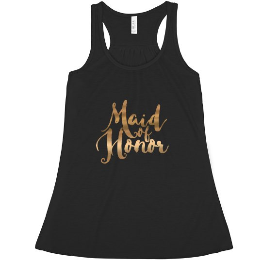 Golden Maid of Honor