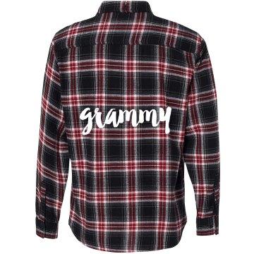 Grammy Flannel Shirt
