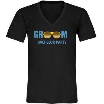 Groom Bachelor Party Tshirt