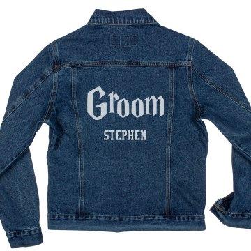 Groom Denim Jacket