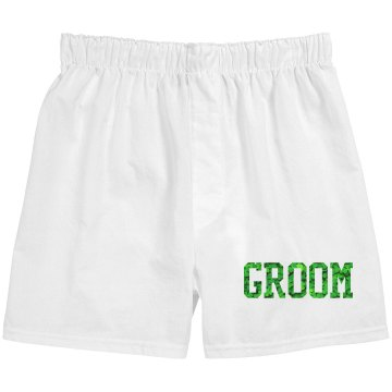Groom Irish Boxer