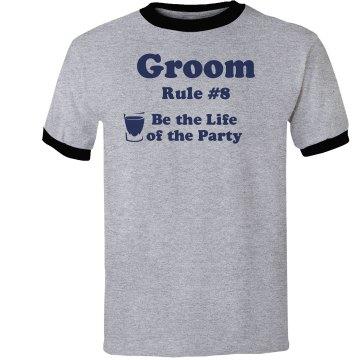 Groom Rules