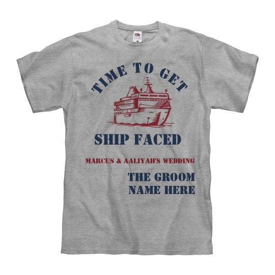 GROOM SHIP FACED