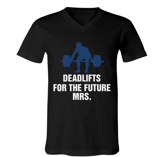 Groom Squad - Future hubby training shirt