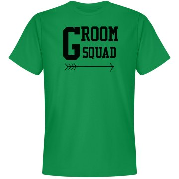 Groom Squad Bachelor Party