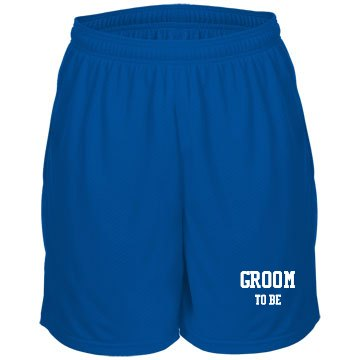 Groom To Be Shorts