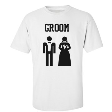 Groom Wedding Tee