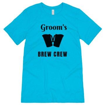 Groom's Brew Crew
