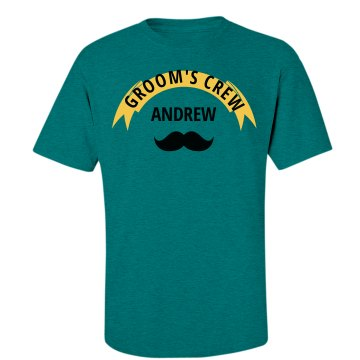 Groom's Crew Shirt
