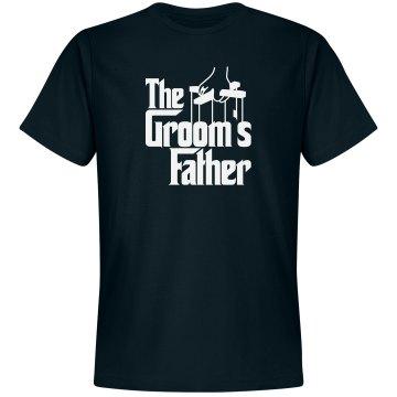 Groom's father shirt