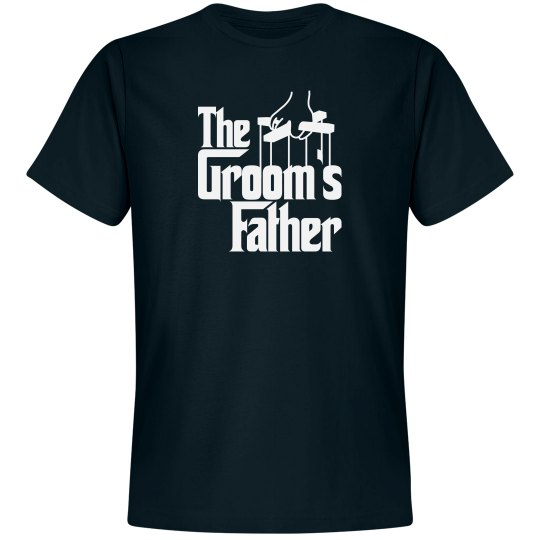 Groom's father shirt
