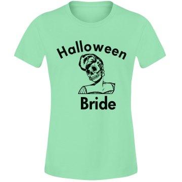 Halloween Bride