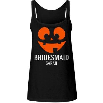 Halloween Bridesmaid
