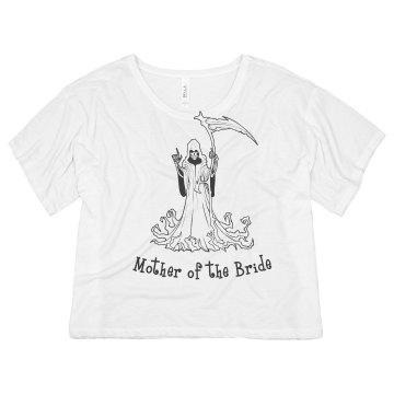 Halloween Mother of bride