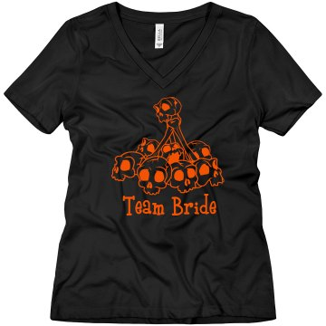 Halloween Wedding Teambride