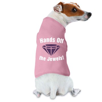 Hands Off the Jewels