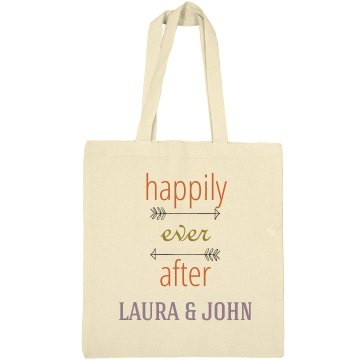 Happily Ever After Tote