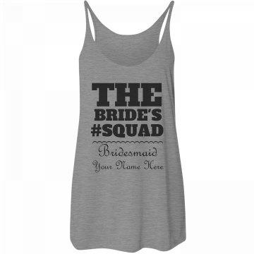 Hashtag Bride's Squad
