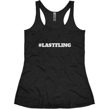 Hashtag Last Fling