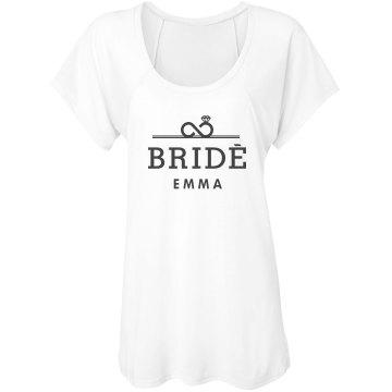 Haute Bride Emma