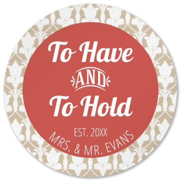 Have And Hold Marriage