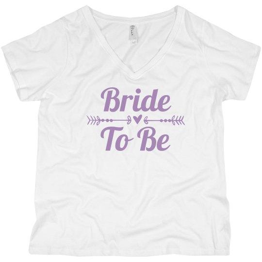 Heart Arrows Bride To Be