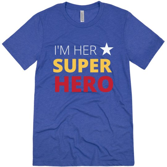 Her Mr. Super Hero