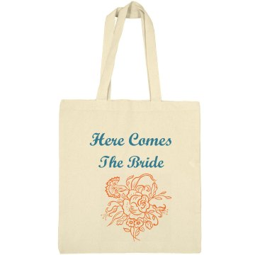 Here Comes the Bride Tote