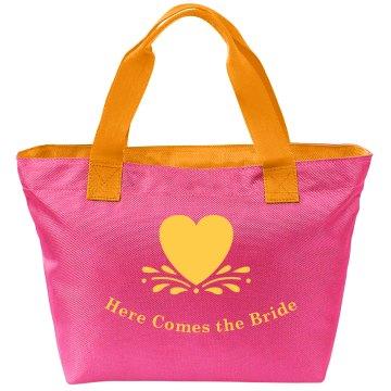 Here Comes the Bride Tote