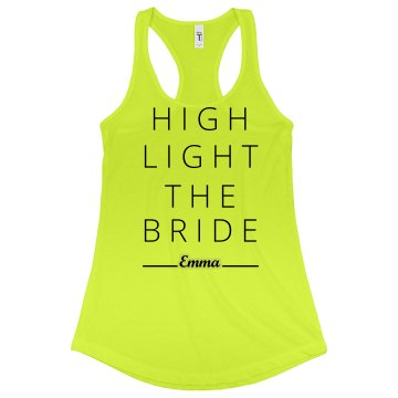 Highlight Neon Bride