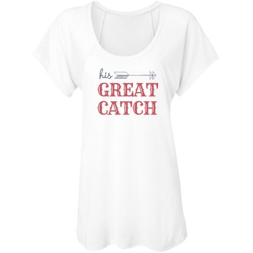 His Great Catch