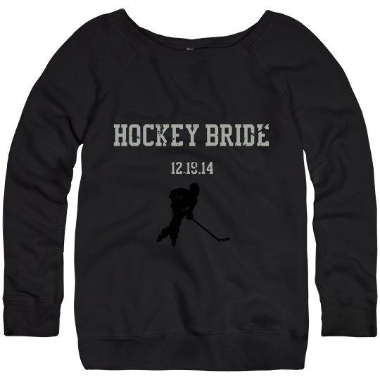 Hockey Bride