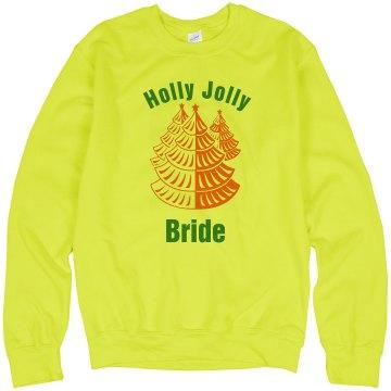 Holly Jolly Bride