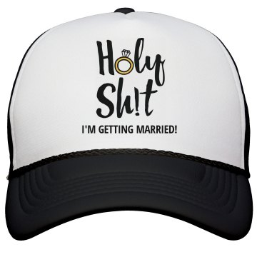 Holy Ring Getting Married