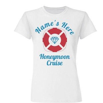 Honeymoon Cruise Tee