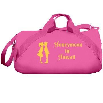 Honeymoon Duffel Bags