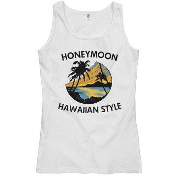 HoneyMoon Hawaiian Style