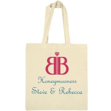 Honeymoon Tote Bag