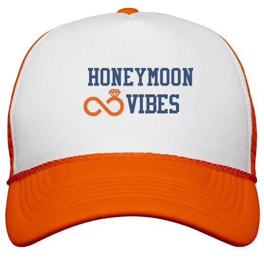 Honeymoon Vibes Trucker Hat
