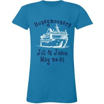 Honeymooner Cruise