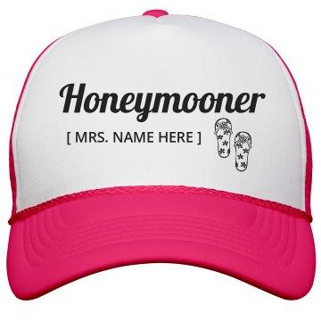 Honeymooner Flip Flops