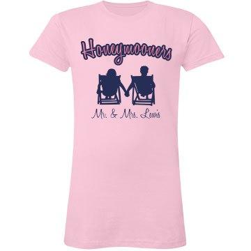 Honeymooners Tee