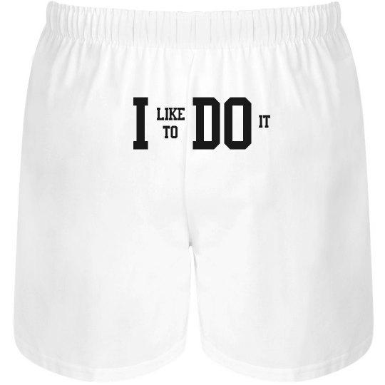 """""""I Do"""" Groom"""