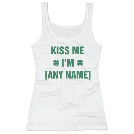 Inexpensive St Patrick Tanks