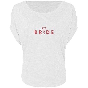 Infinity Heart Bride