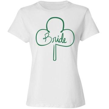 Irish Bachelorette Group Bride