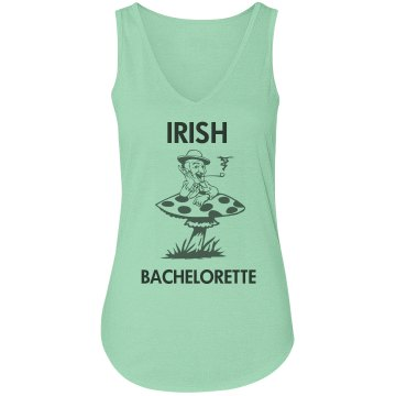Irish Bachelorette Tank Top