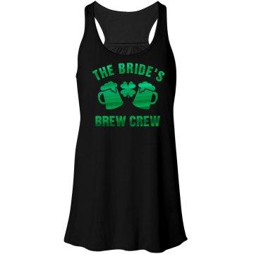 Irish Brew Crew- Bride's Tribe